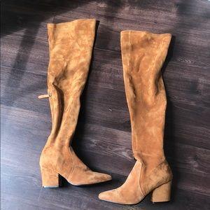 Goodnight Macaroon Shoes - 💋 Goodnight Macaroon OTK Boots 💋